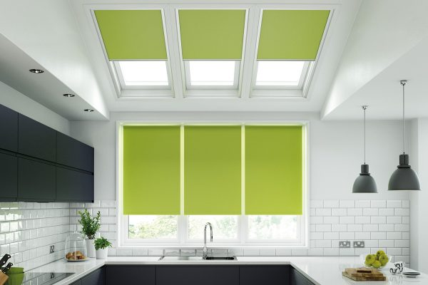 kitchen roller green lime