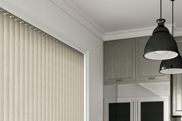 Vertical blinds FabricBox sand