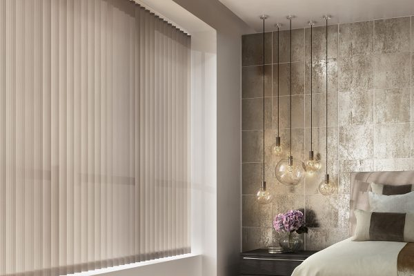Vertical blinds FabricBox stone