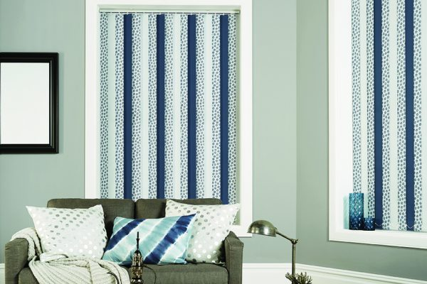 Louvolite Zeta vertical blinds