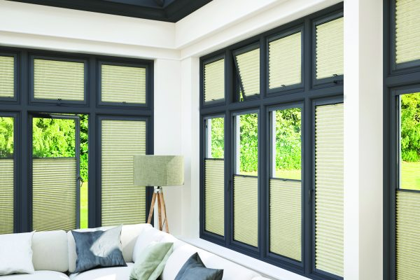 Luovolite perfect fit blinds strata close up