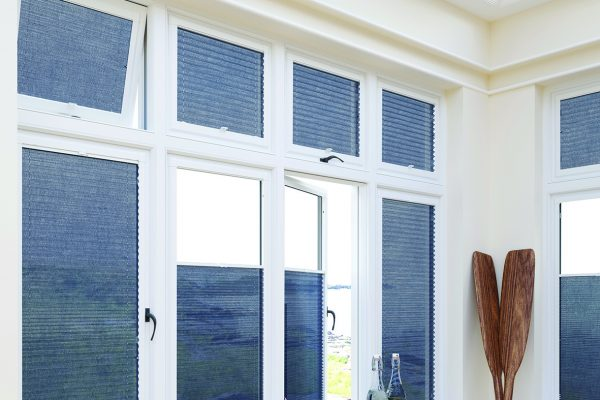 Luovolite perfect fit blinds cobalt